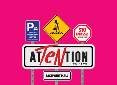 Enjoy Fantastic Value Buys at Eastpoint Mall