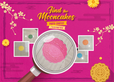 Find The Mooncakes Facebook Photo Contest
