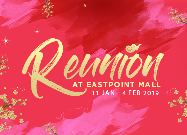 Reunion at Eastpoint Mall