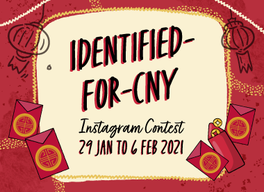 Eastpoint Mall - Identified For CNY Instagram Contest