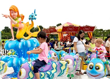 Outdoor Carnival & Games