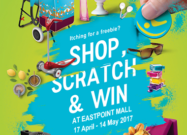 Freebies Galore at Eastpoint Mall