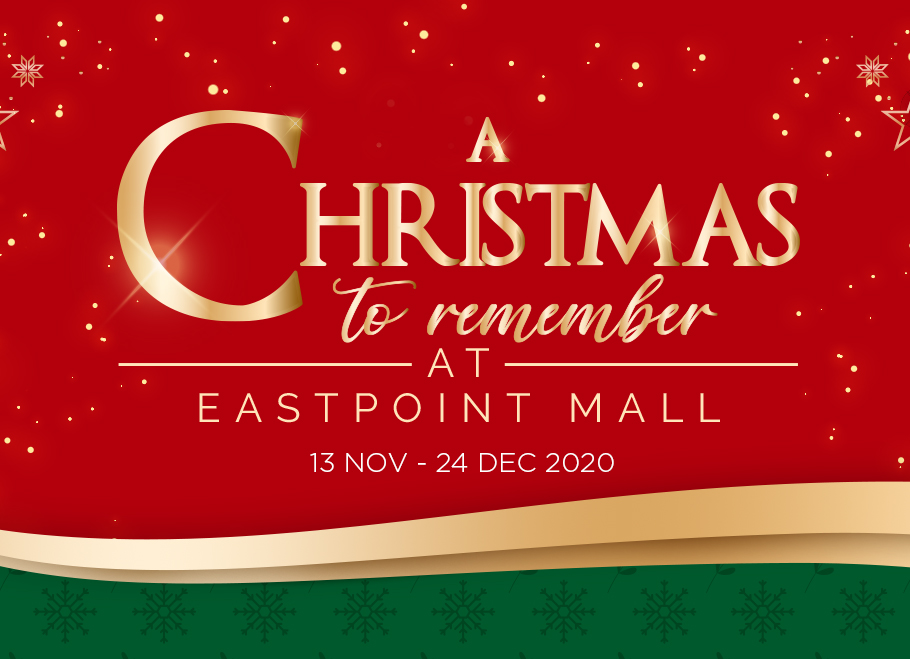 Celebrate Christmas at Eastpoint Mall