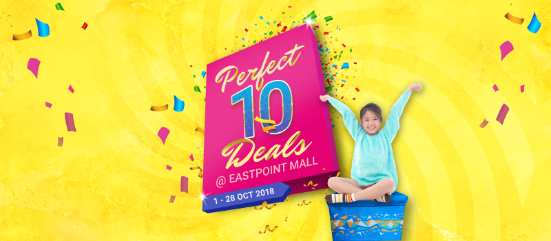Perfect 10 Deals at Eastpoint Mall
