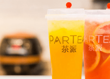Riding the New Wave of Fruit Teas